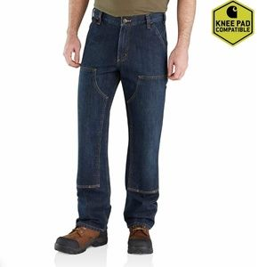 Carhart Relaxed Fit Holter Double Front Jeans